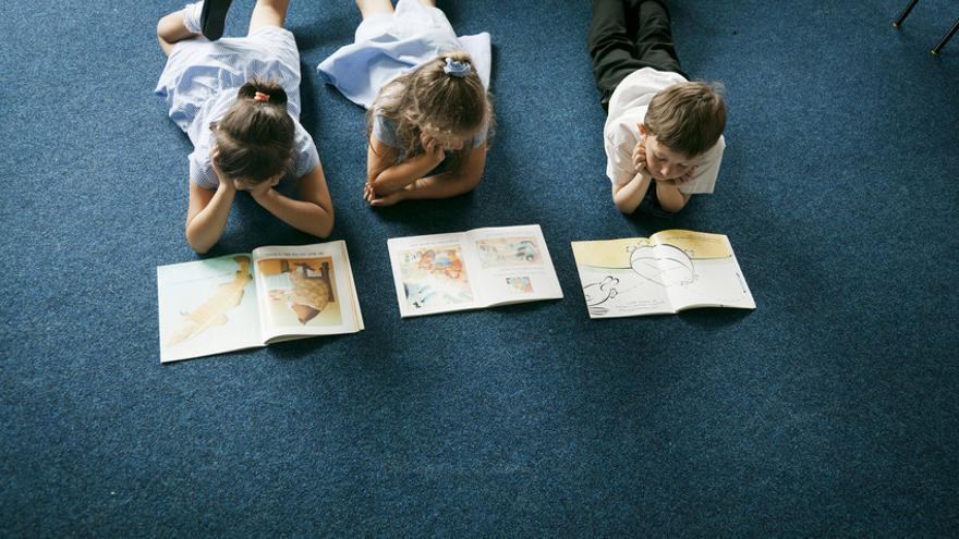 Día Internacional del Libro Infantil. Jo Metson Scott/Save the Children