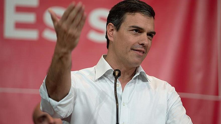 Pedro Sánchez: ¿Ya tienen candidatura? Pues que ahora expliquen la abstención