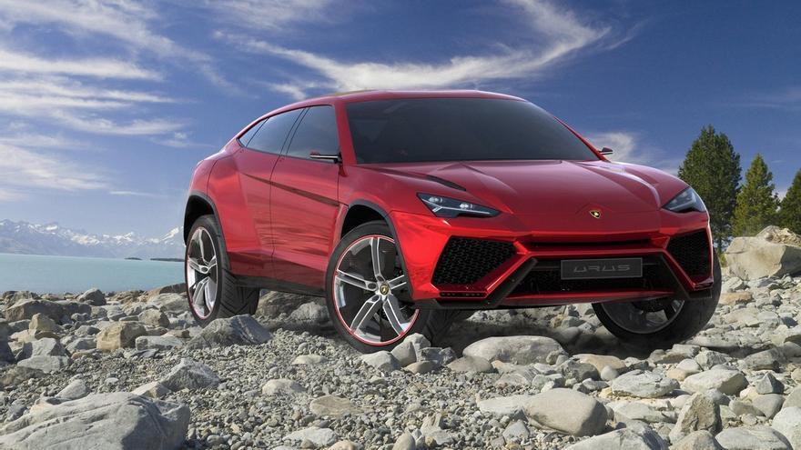 Lamborghini tiene previsto lanzar su brutal Urus en 2018.