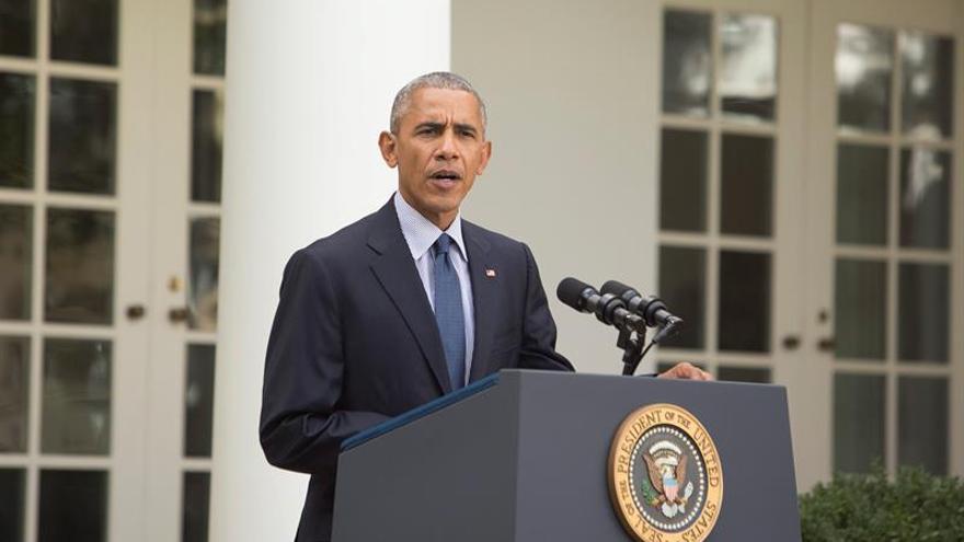 """Obama desea éxito a Trump para """"unir y liderar"""" Estados Unidos"""