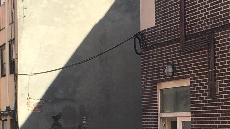 Exterior del edificio desalojado. | STOP DESAHUCIOS