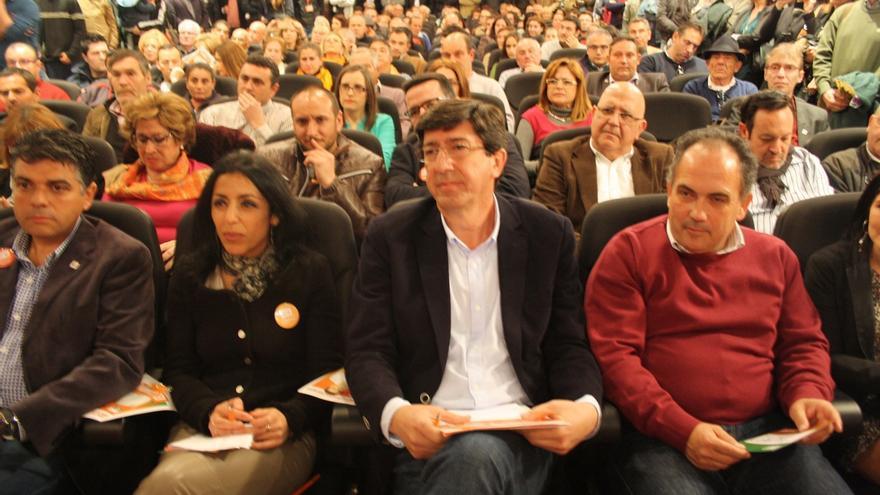 """Juan Marín: """"Ciudadanos no gobernará si no gana las elecciones"""""""
