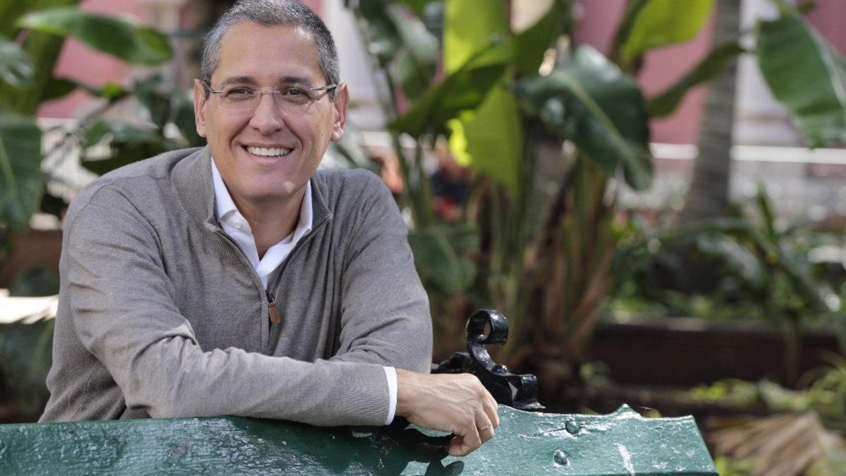 Ángel Llanos será el ponente de la conferencia 'Protección del territorio en las RUP: el caso de la Ley del Suelo de Canarias'