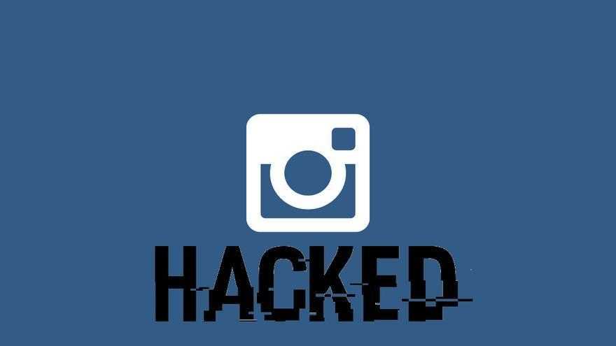 Instagram. Hacked