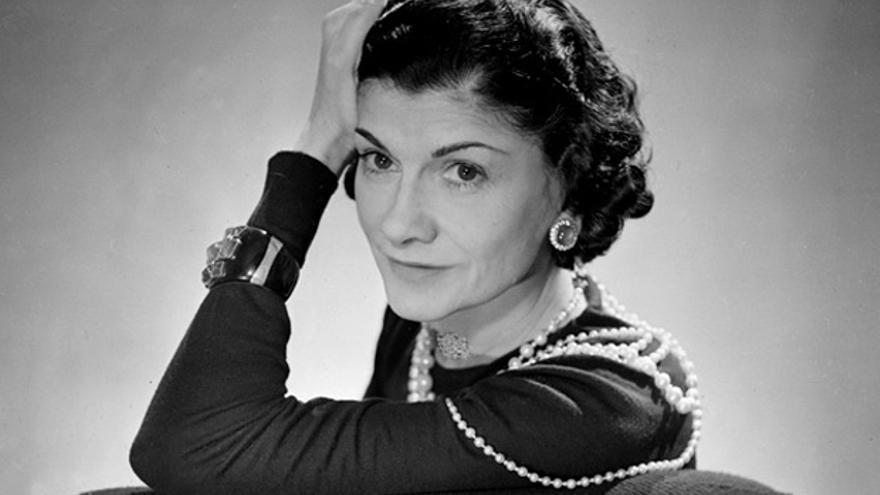 Coco Chanel, couturičre française. Paris, 1936.     LIP-6958-102