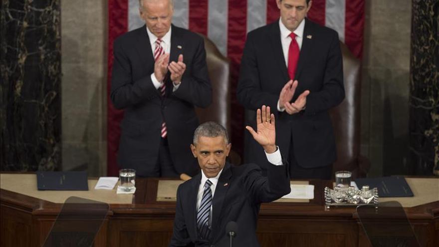 Obama pedirá al Congreso 755 millones de dólares para la campaña contra el cáncer