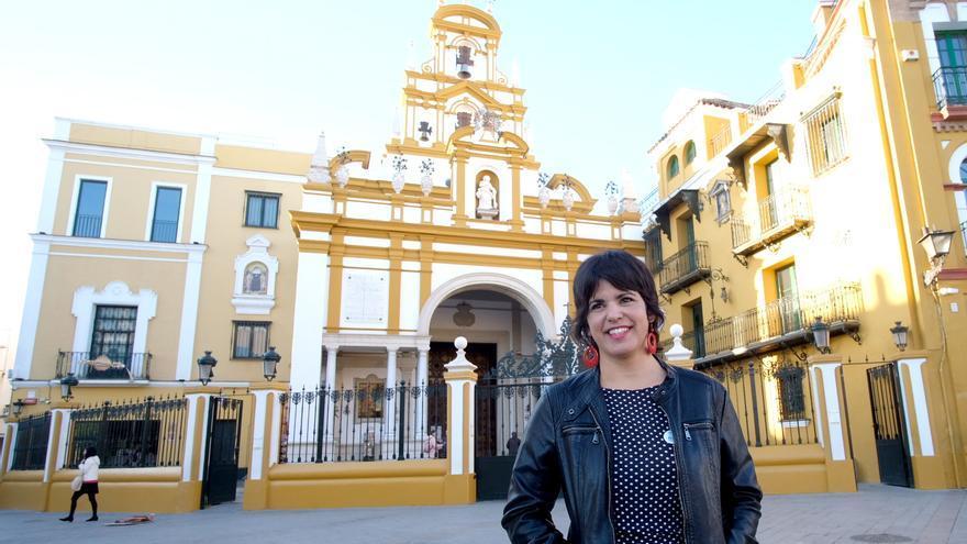Teresa Rodríguez / Foto: Luis Serrano