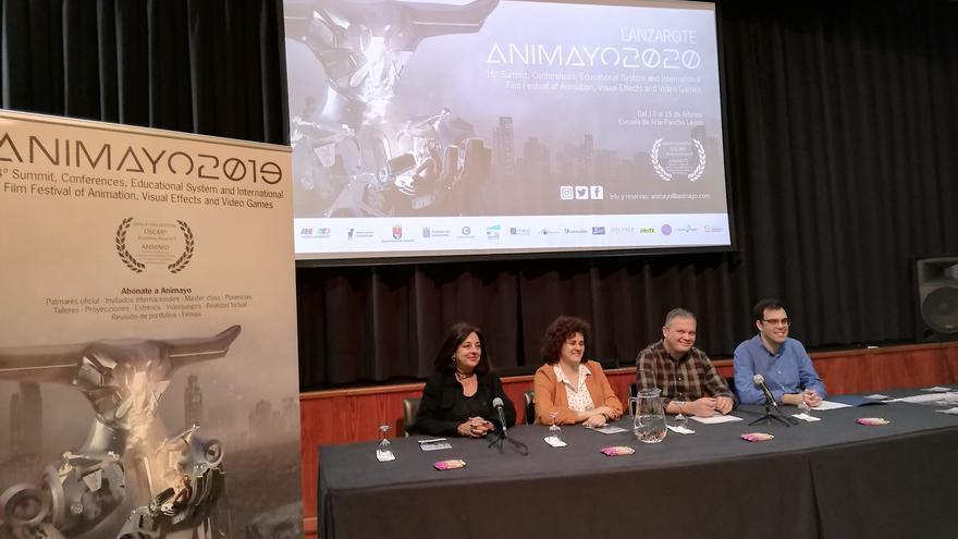 Presentación del Festival Animayo Lanzarote 2020