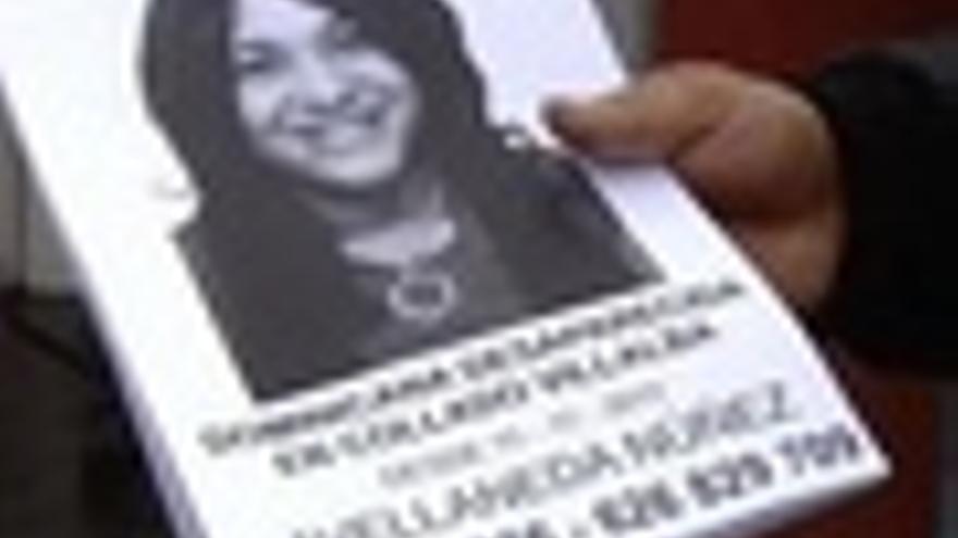 Foto De La Desaparecida En Collado Villalba