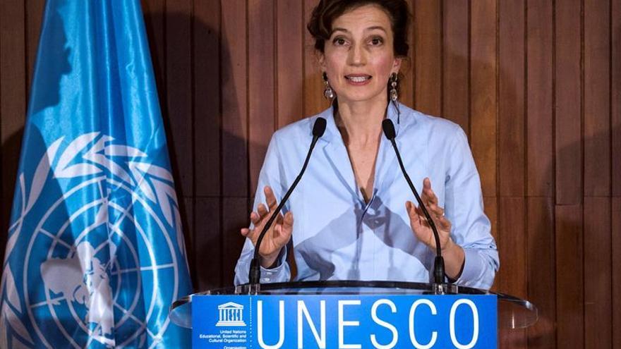 La Unesco confirma la elección de Azoulay como nueva directora general