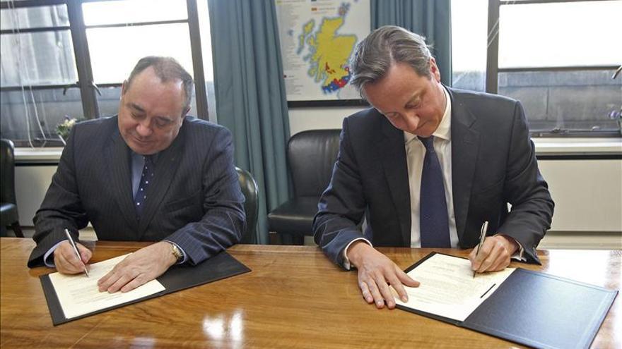 Escocia declararía la independencia en marzo de 2016 si gana el referéndum