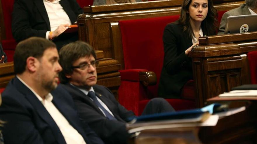"""Junqueras advierte a la CUP que el margen para negociar los presupuestos es """"limitado"""""""