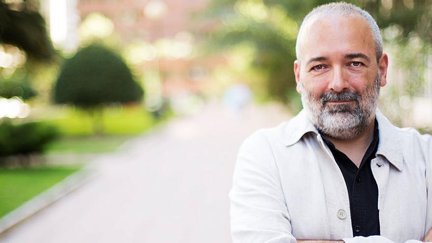 El periodista José Cervera