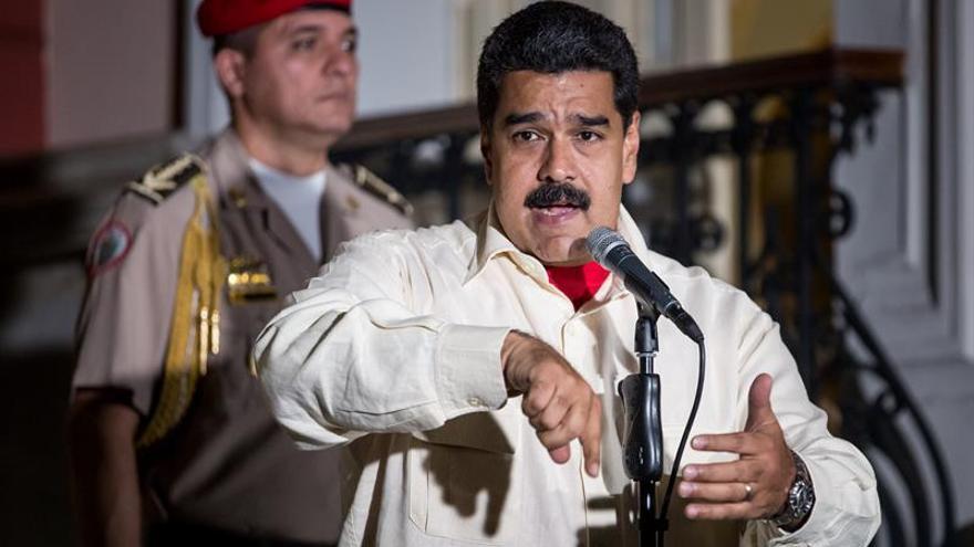 """Maduro dice que se está preparando una """"matanza"""" contra los líderes de las FARC"""