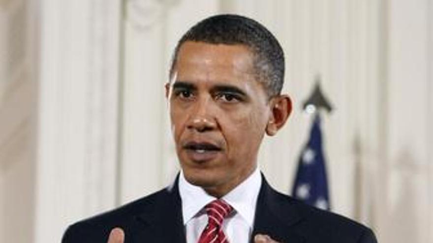 Obama informa a sus principales aliados sobre su nueva estrategia