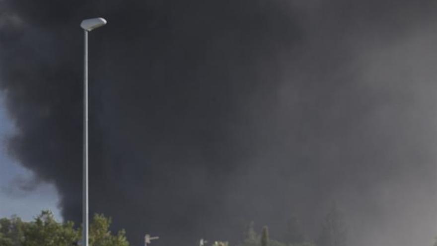 El Grupo Ybarra trabaja para garantizar sus suministros tras el incendio de su fábrica