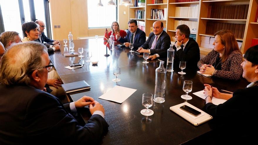 PNV pedirá a Sánchez el cumplimiento de los compromisos adquiridos con el PP y nuevas demandas de la sociedad vasca