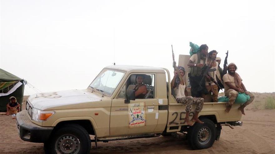 Los hutíes dicen que 17 civiles murieron por un ataque de la coalición en Yemen