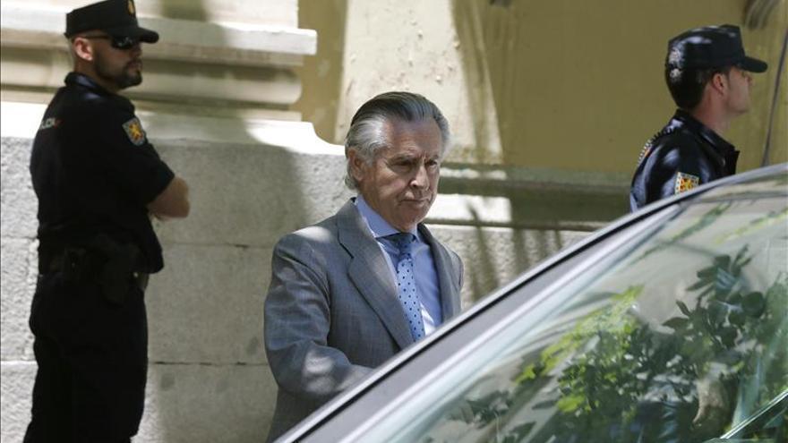 Bankia entrega al juez Andreu los correos de Blesa que le pidió