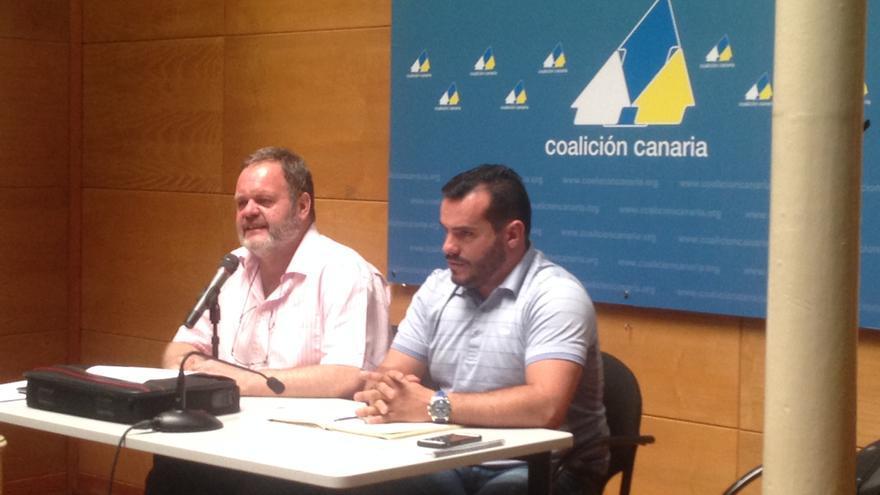 Coalición Canaria designa a Fernando Bañolas candidato a la alcaldía de Guía