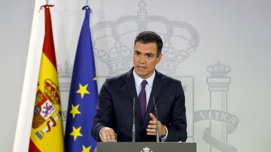 """Sánchez:""""No pararemos hasta erradicar la violencia que humilla a las mujeres"""""""