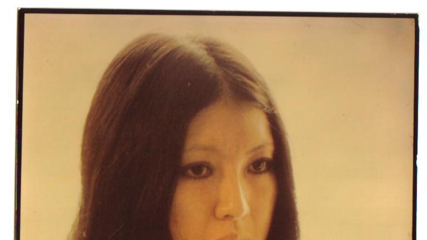 La escritora china San Mao.