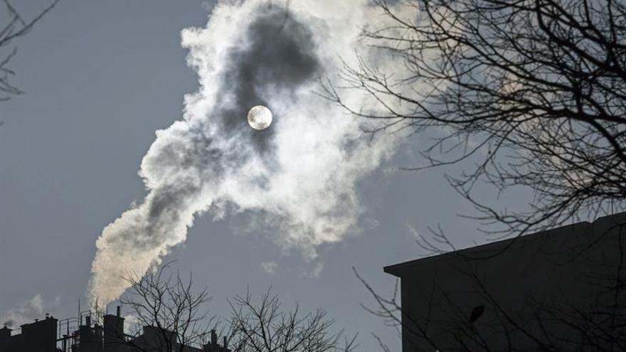 el calentamiento global se escapa ya del control humano, según un estudio