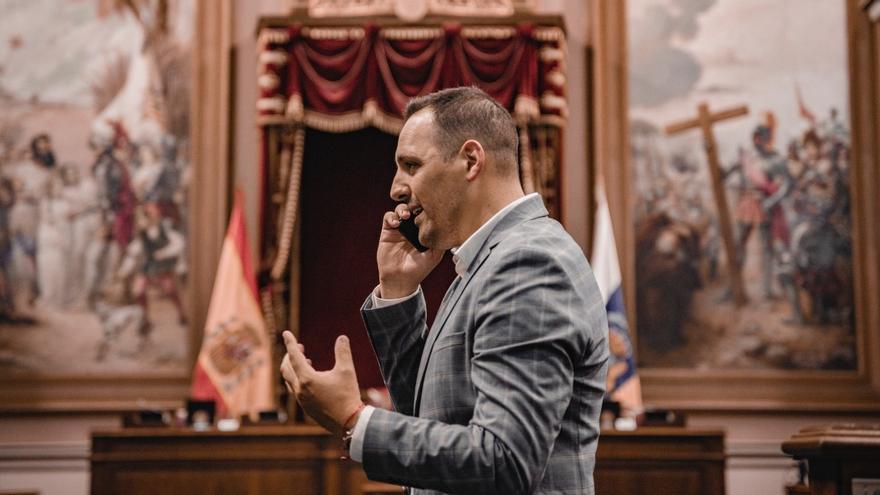 Jonathan Felipe pide en el Parlamento más recursos para el diagnóstico temprano de la ELA