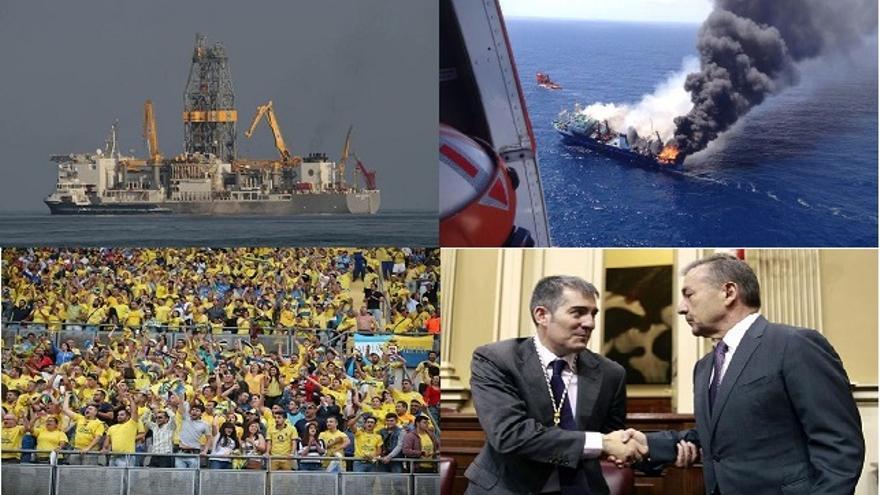 Resumen del 2015 en Canarias