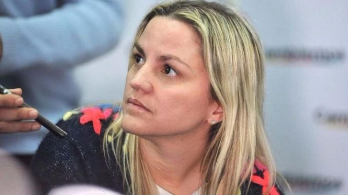 Carolina Píparo y un hecho policial sin esclarecer.