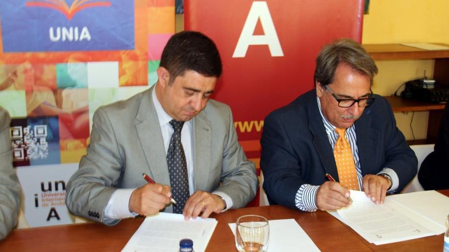 Diputación y UNIA cierran un acuerdo para promocionar los bienes jiennenses Patrimonio Mundial