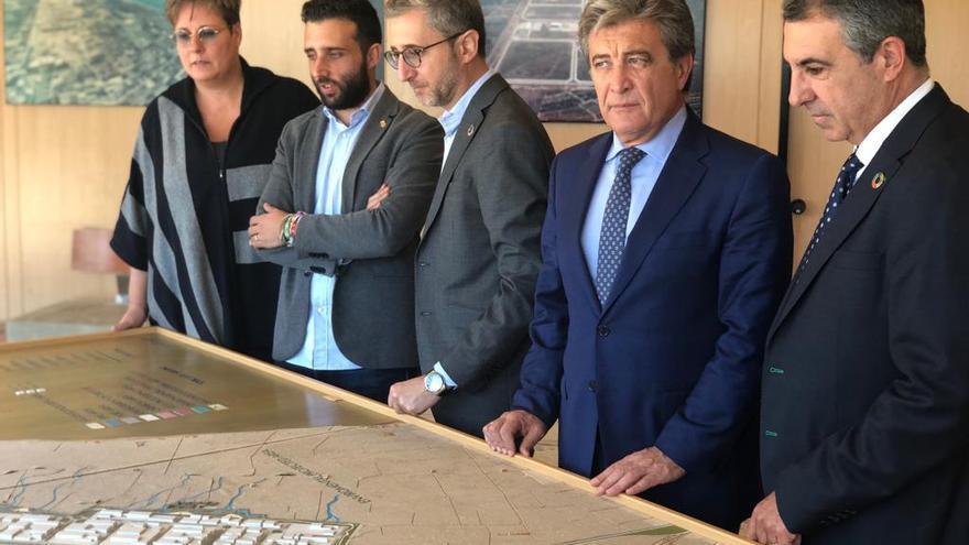 Arcadi España será el nuevo presidente de Parc Sagunt