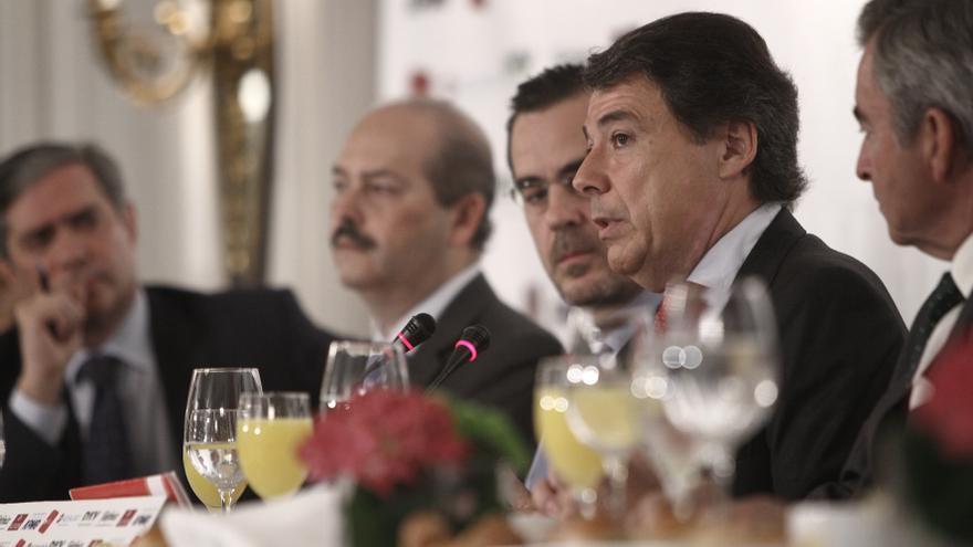 El presidente de la Comunidad de Madrid, Ignacio González. / Europa Press