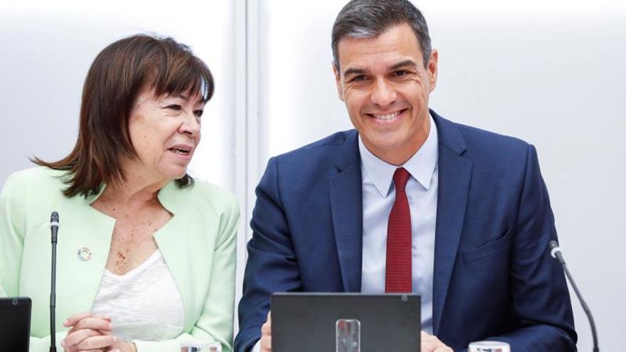 Sánchez dice que no se dan las condiciones para que Iglesias esté en Gobierno
