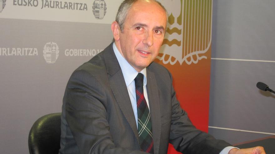 """Gobierno vasco espera que la decisión sobre ANV sea """"pretérito"""" y no condicione """"el juego político presente y futuro"""""""
