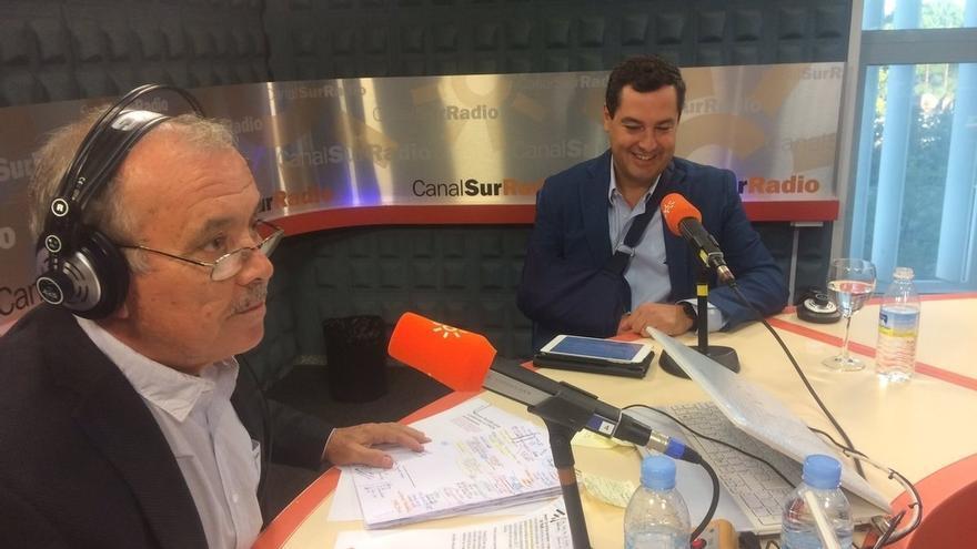 Moreno afirma que la financiación de Andalucía tiene que mejorar, pero también la gestión para evitar devolver recursos