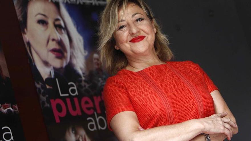 """Carmen Machi, """"sorprendida"""" por la gran acogida de """"La puerta abierta"""""""