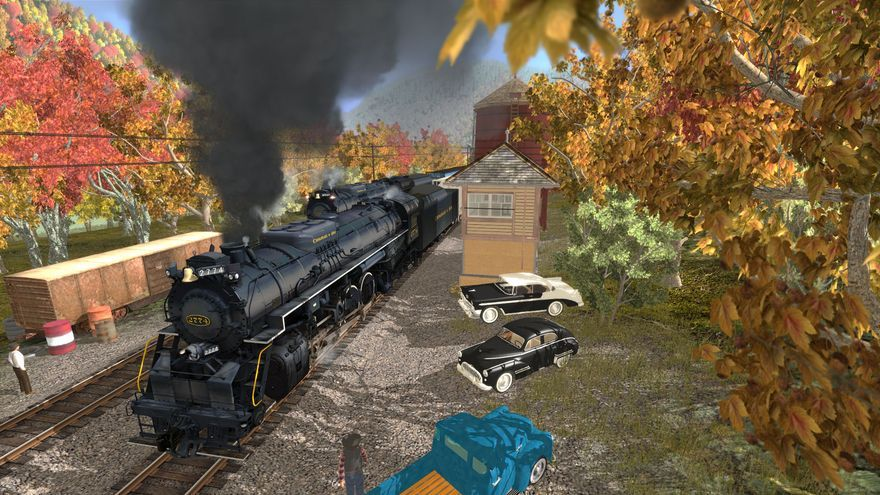Trainz: A New Era.