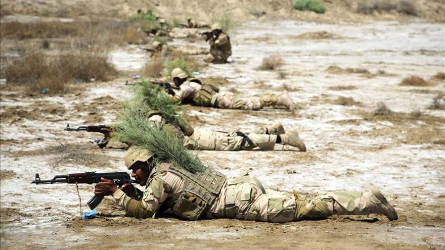 EE.UU. enviará armamento pesado y munición a Irak para la lucha contra el EI