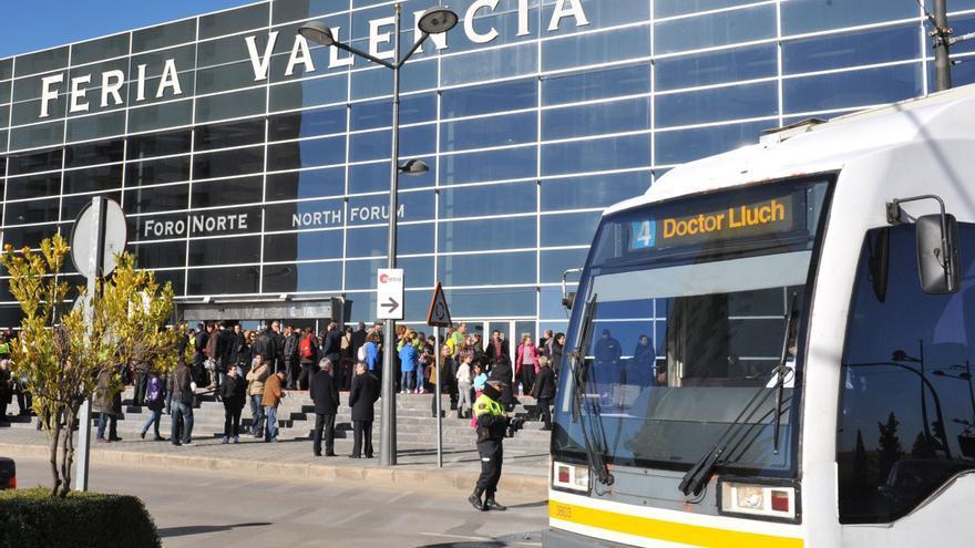 """El PSPV solicita copias de convenios firmados entre la Generalitat y Feria Valencia y reclama """"transparencia"""""""