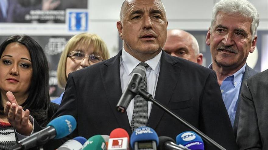 Conservadores de Borisov ganan las legislativas por cuarta vez en Bulgaria