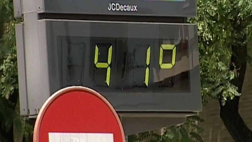 La Junta cifra en nueve los fallecidos este verano por exposición a las altas temperaturas