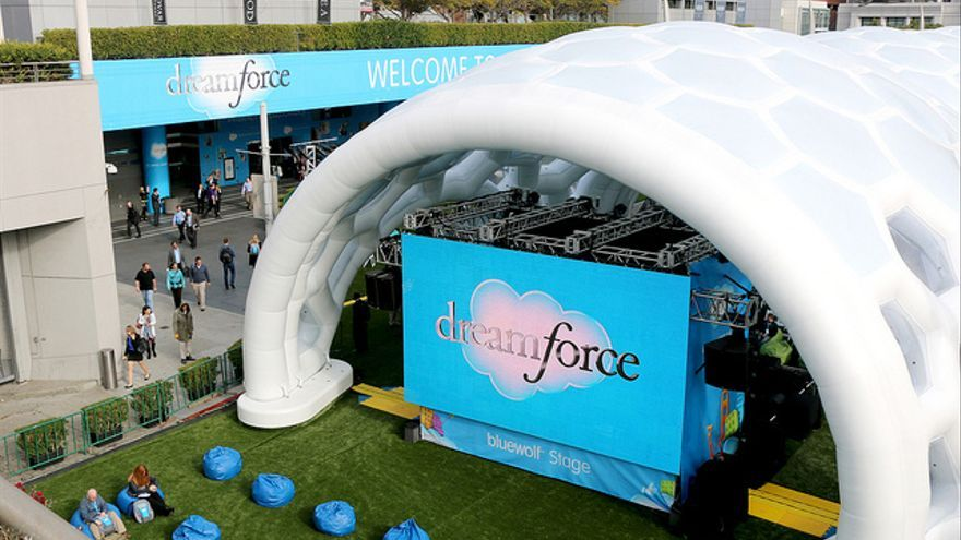 Los principales anuncios y tendencias que NTS ha visto estos días en San Francisco y en Dreamforce'14