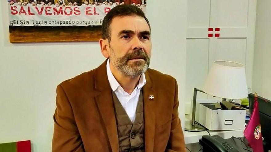 José López, exalcalde de Movimiento Ciudadano (Cartagena)