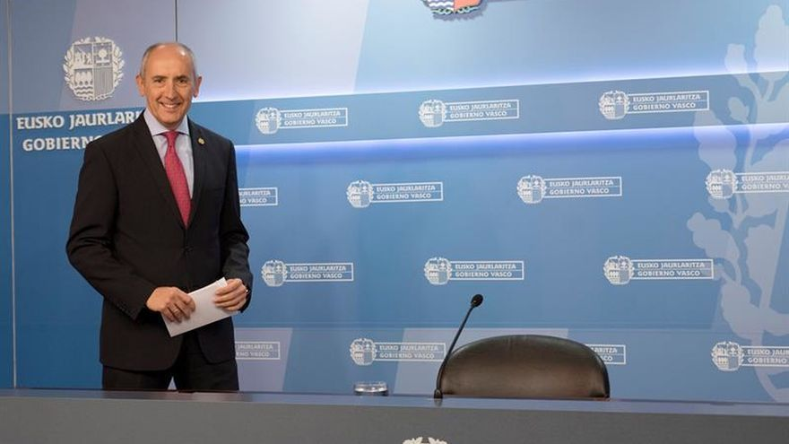 Erkoreka repite como portavoz en un Gobierno Vasco con once departamentos