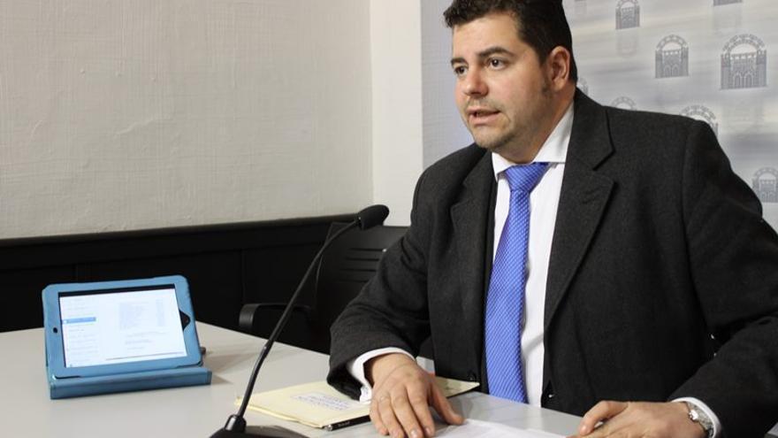Daniel Serrano, PP de Mérida / Ayto Mérida