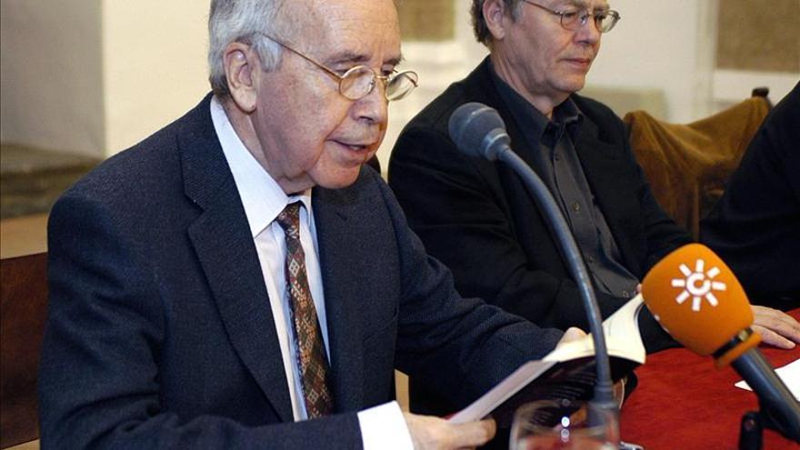 """Pablo García Baena sostiene que """"sin cultura ni educación volveríamos al taparrabos"""""""