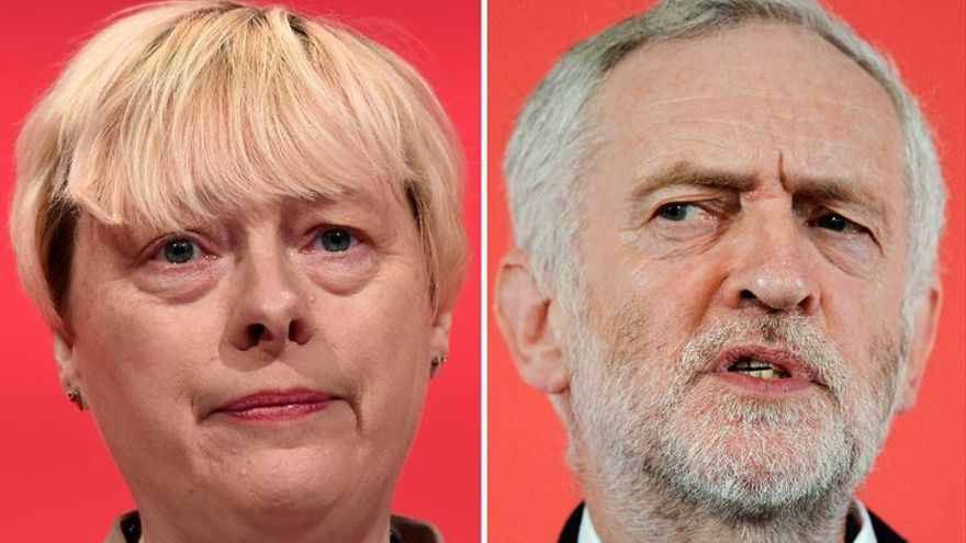 Corbyn pide a Eagle que reconsidere su desafío y contribuya a unir al partido