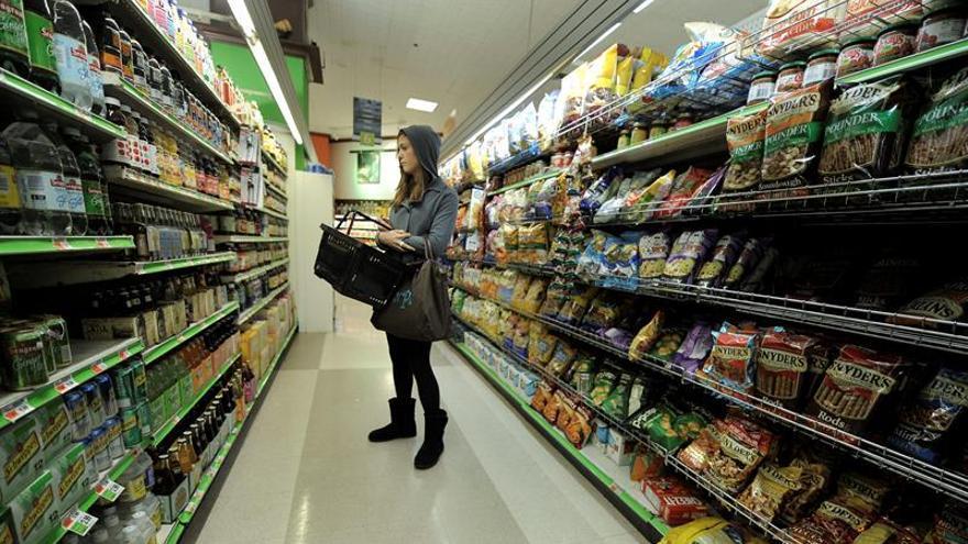 La inflación en Estados Unidos aumenta 0,4 % en octubre