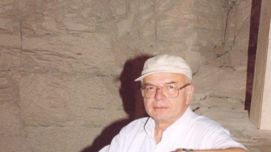 Ángel Torres, autor de numerosos bolsilibros de ciencia ficción (Imagen: Cedida por Ángel Torres)
